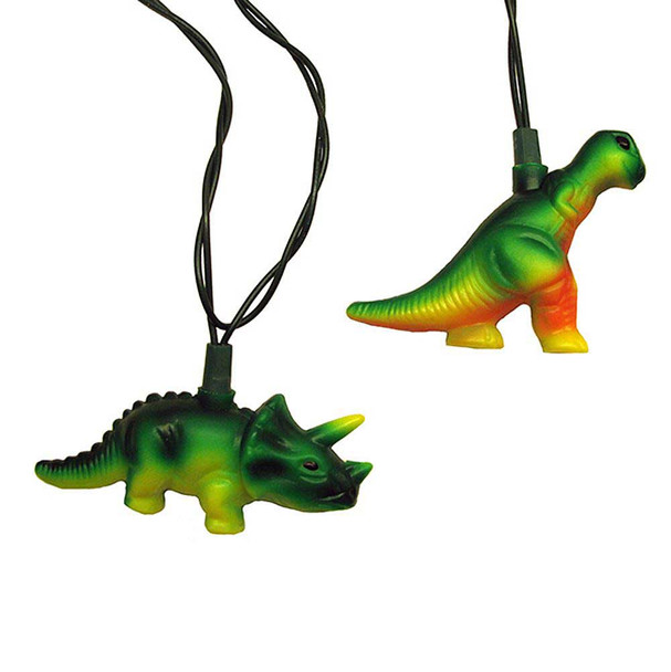 Dinosaur Party Lights covers