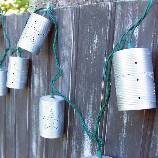 Tin Can String Lights