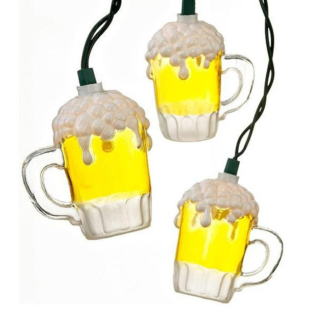Beer Mug Party Lights