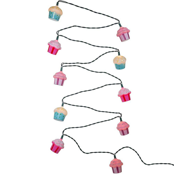 Cupcake String Lights full strand