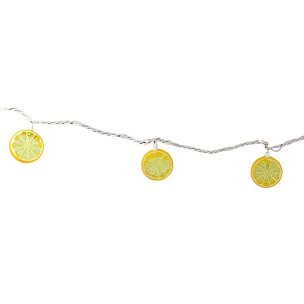 Lemon Slice Party String Lights