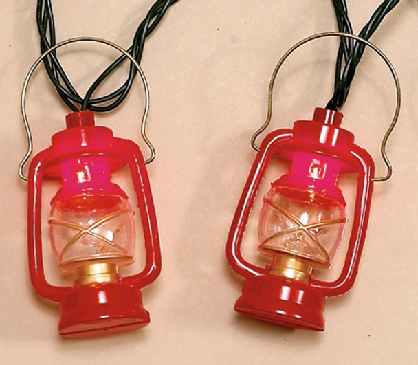 Red Lantern Lights