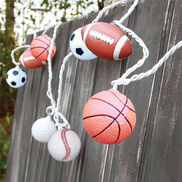 Sports Balls Party Lights