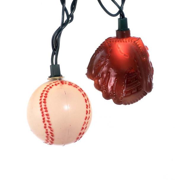 Baseball & Glove String Lights