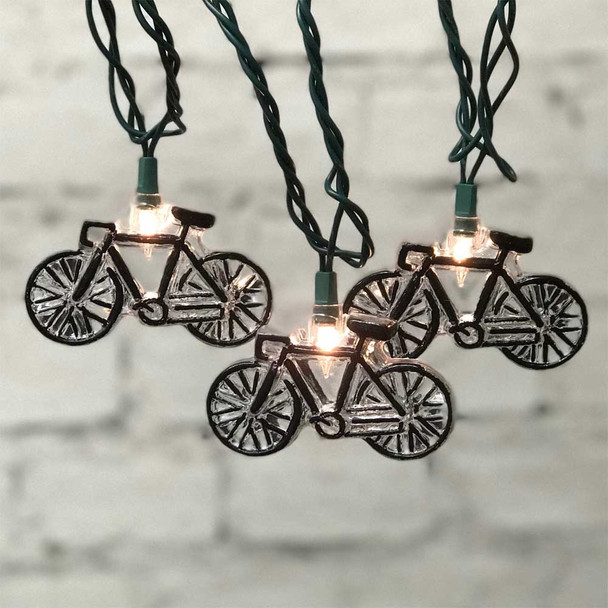 Bicycle String Lights