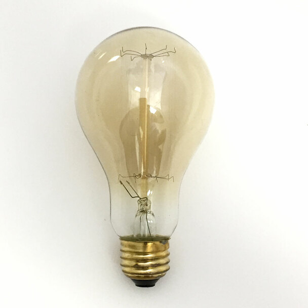 Vintage Edison A75 Bulb