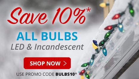 Light Bulb Sale