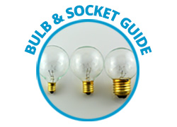 Light Bulb & Socket Guide