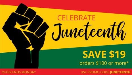 Juneteenth Sale