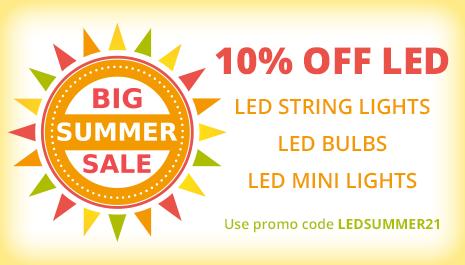 LED Summer Sale
