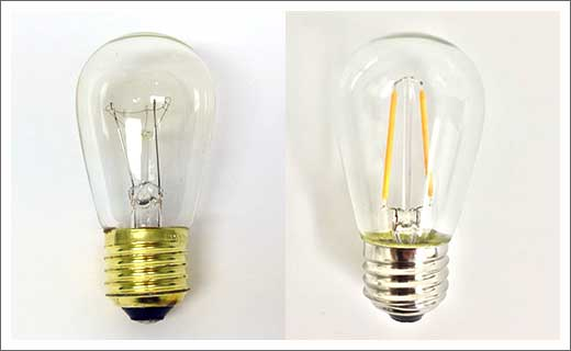LED vs. Incandescent Bulb Guide
