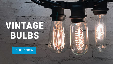 Vintage Replacement Light Bulbs