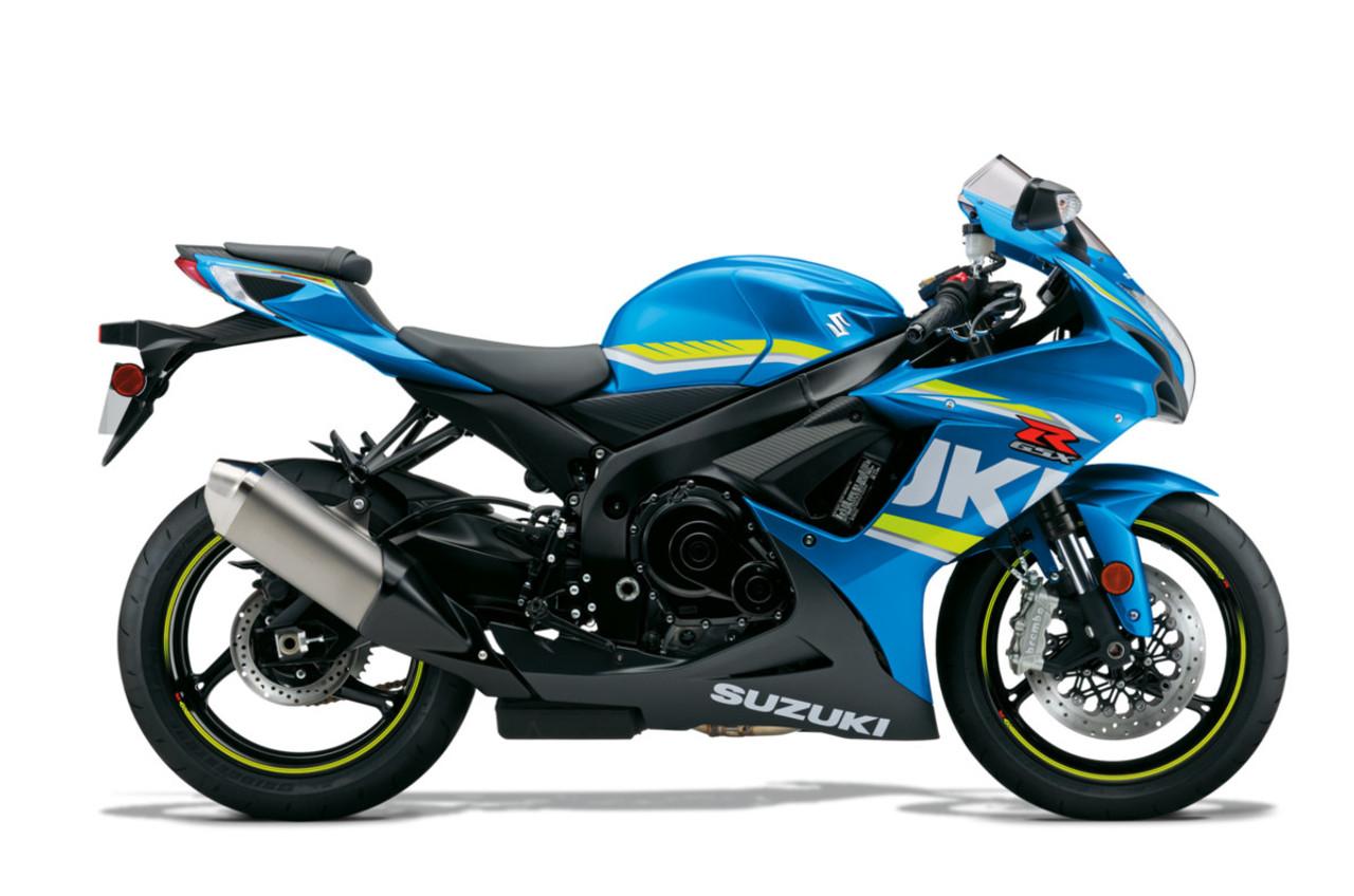 Suzuki GSXR600 Performance Racing Parts - Schnitz Racing