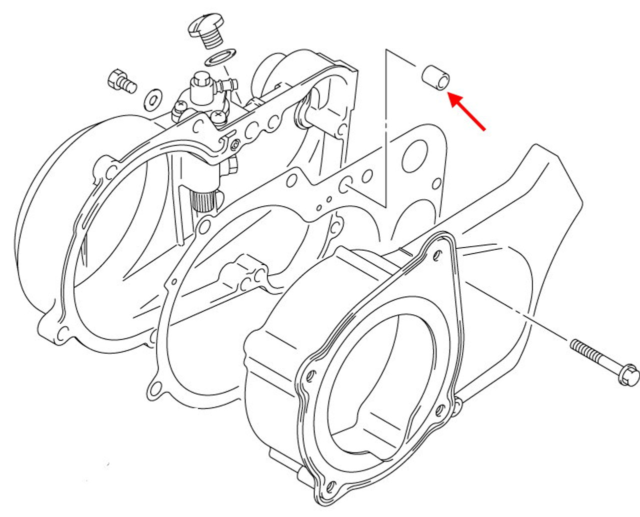 Suzuki Oem Clutch Cover Dowel Gs1100gs1150 0421109129: Roaring Toyz Wiring Diagram At Teydeco.co