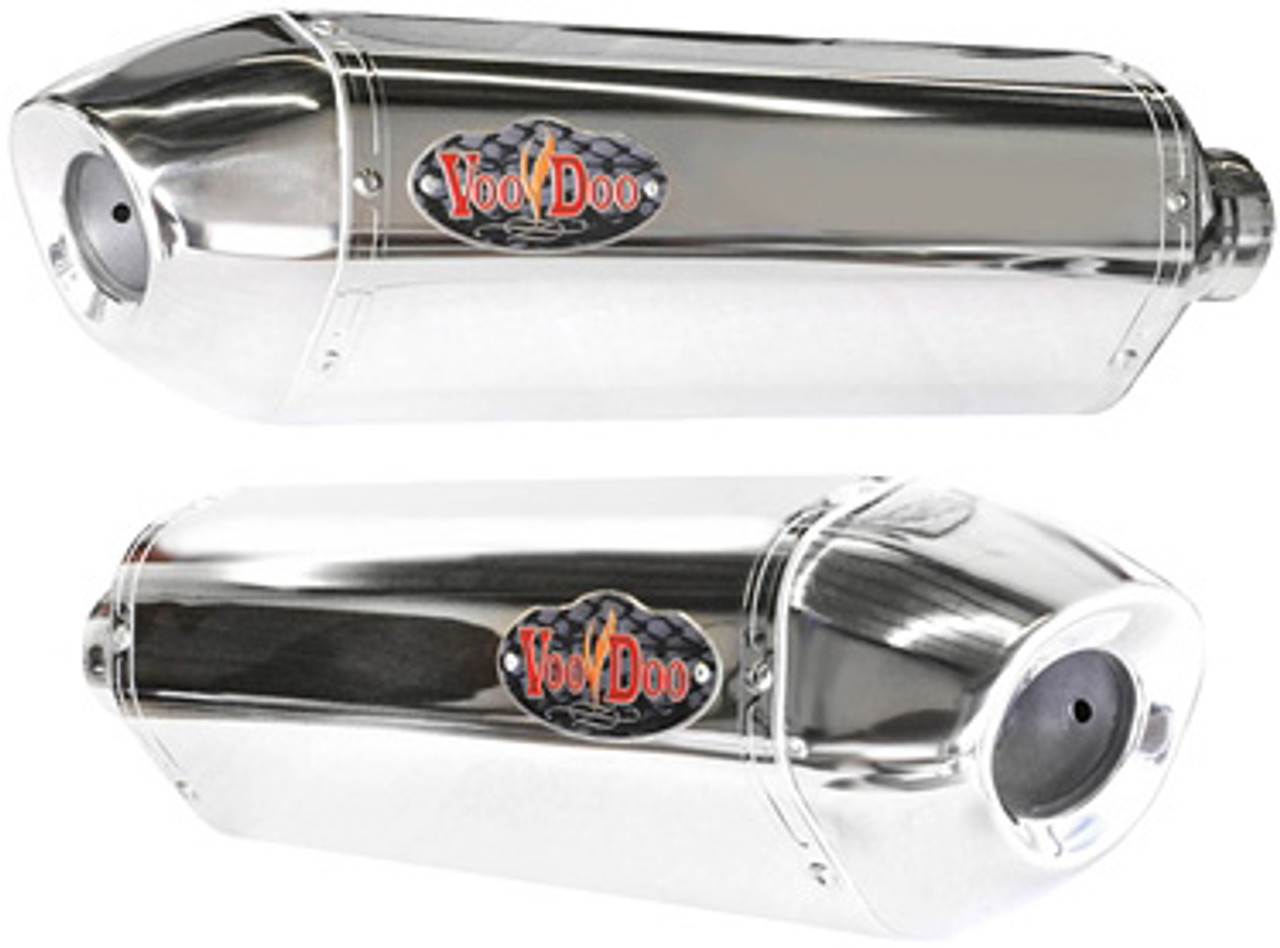 VooDoo Performance Series Slip On Exhaust Suzuki GSX1300R Hayabusa (08-19)