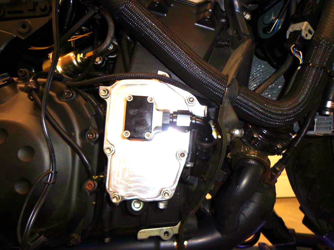 RCC Mechanical Oil Scavenge Pump Kawasaki ZX14 (06-17)