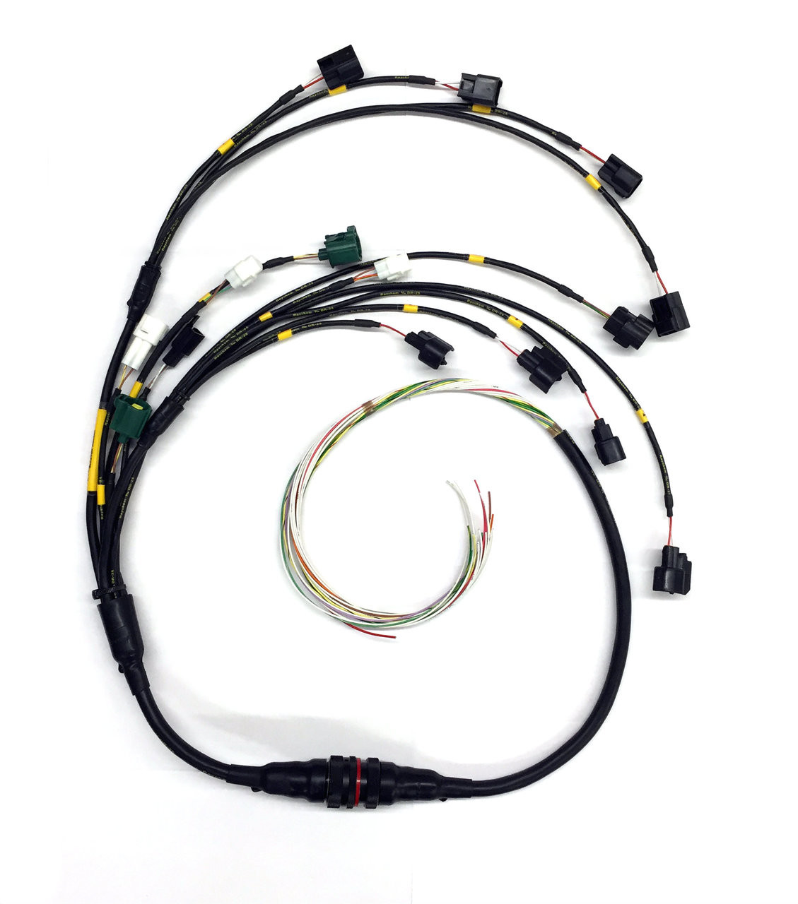 RSR Race Spec Autosport Flying Lead Engine Harness Suzuki GSX1300R Hayabusa  (99-19)