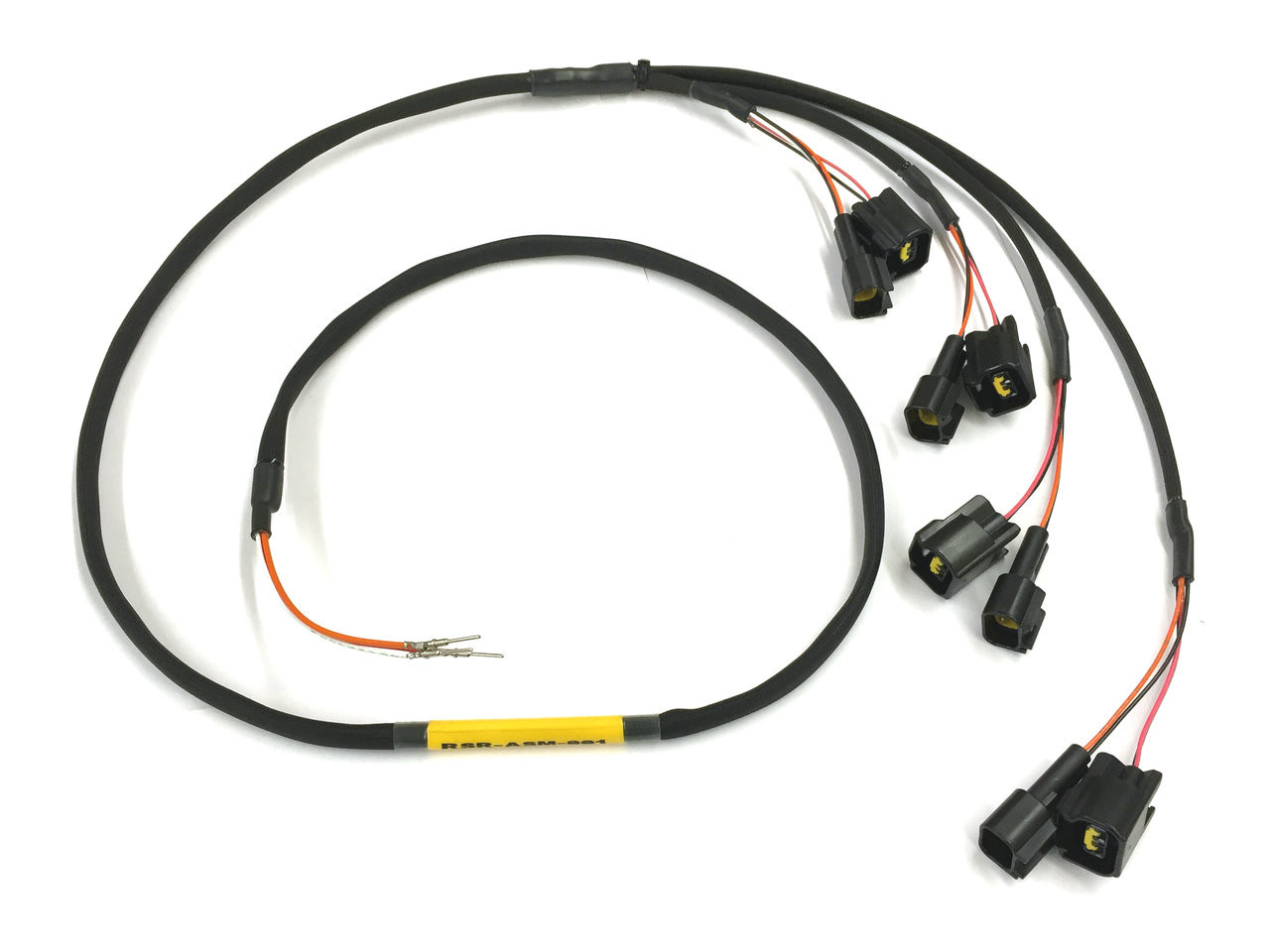 RSR ASM Ignition Coil Kill Wiring Harness Ignition Module Wire Harness on wiring harness, harley ignition module harness, ignition switch harness, ignition module coil, ignition control module harness 4.1l, rx-8 ignition coil wire harness, ignition system diagram, q45 ignition coil wire harness,