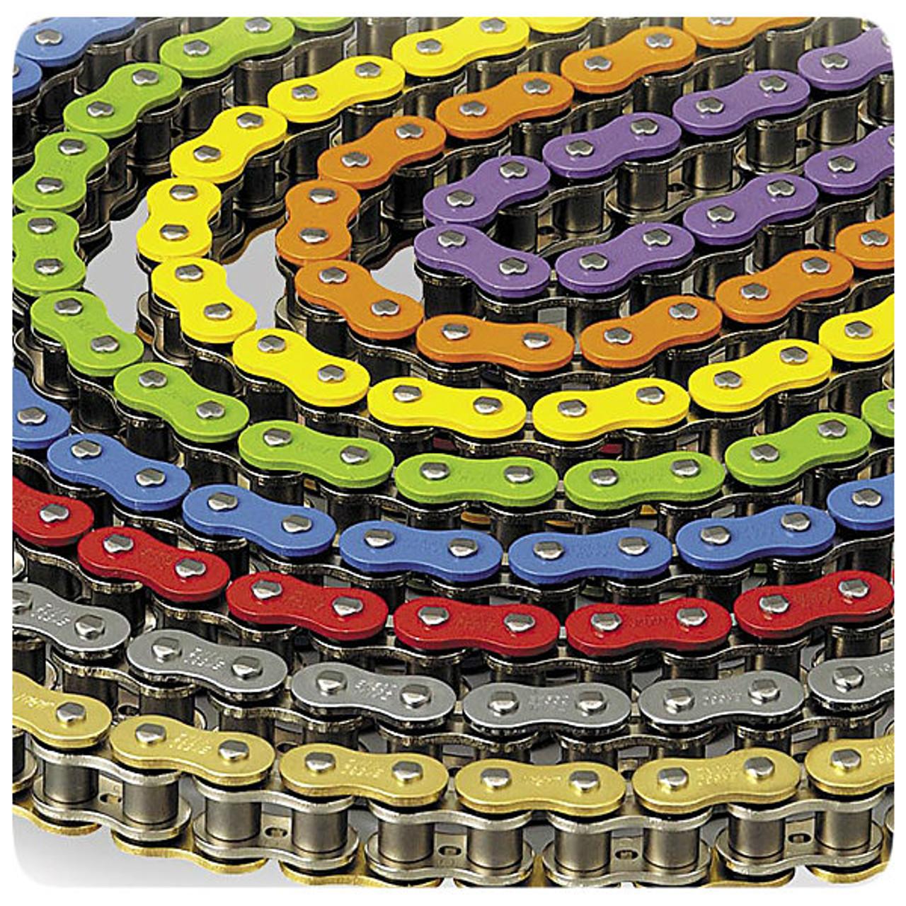 Honda CBR 1000RR Chain Nickel 150 link-530 O-Ring Extended Swingarm Extensions