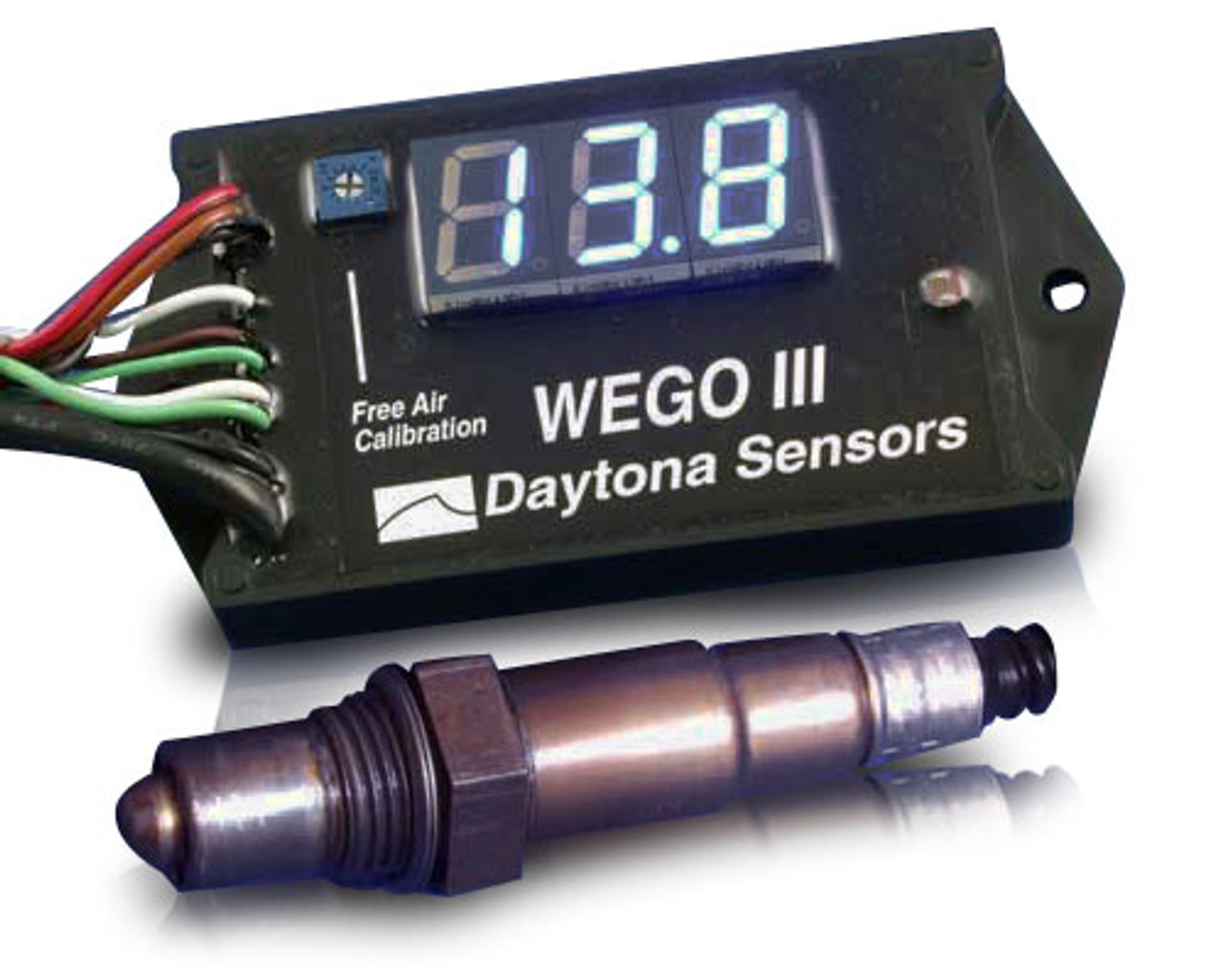 Daytona Sensors Wego III Air Fuel Ratio Metering System on