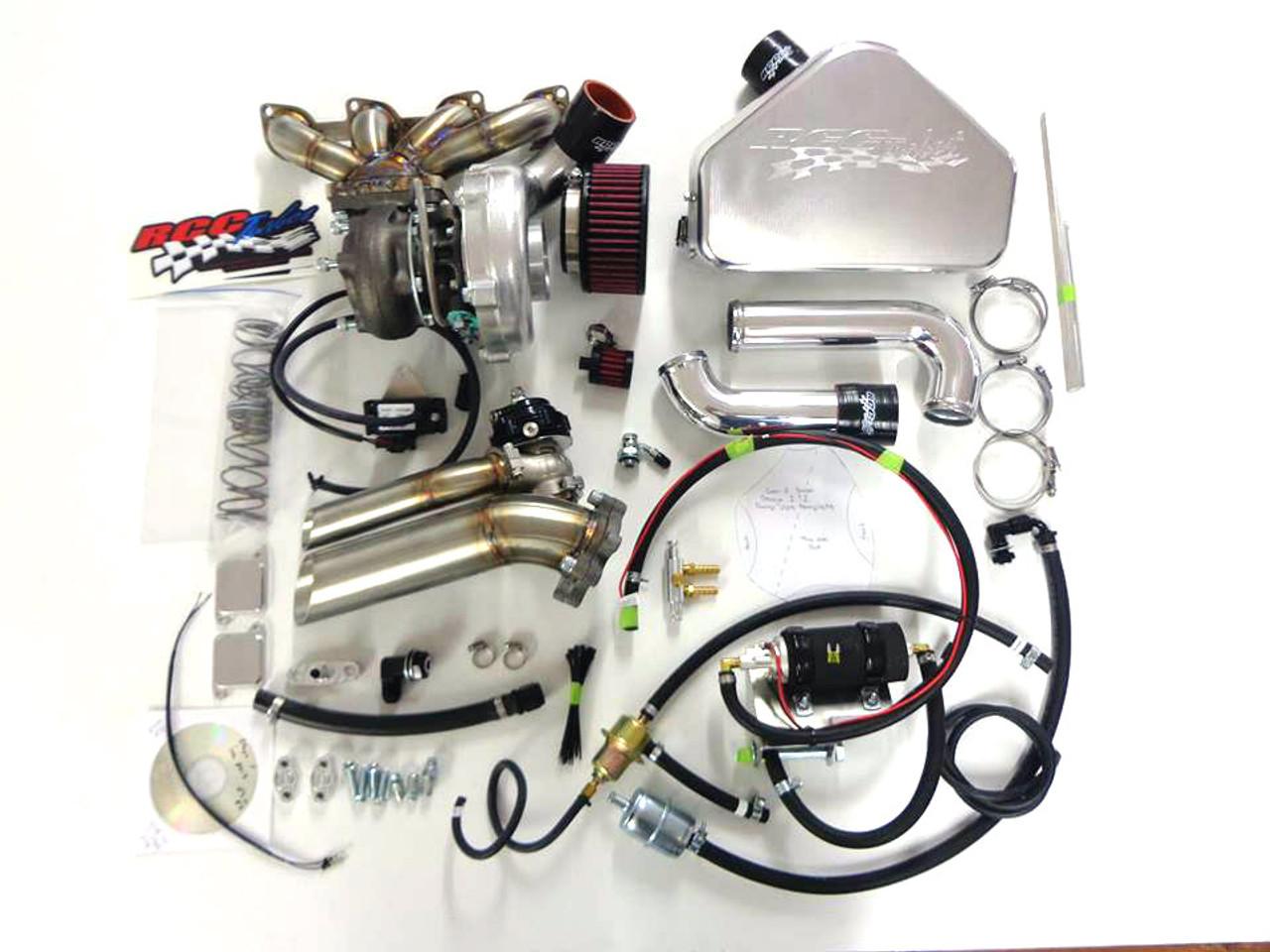 RCC Turbo Kit Stage 1 Suzuki GSX1300R Hayabusa (08-19)