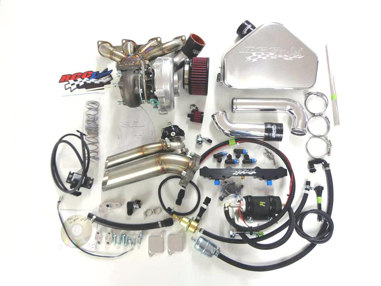 RCC Turbo Kit Stage 2 Suzuki GSX1300R Hayabusa (08-19)