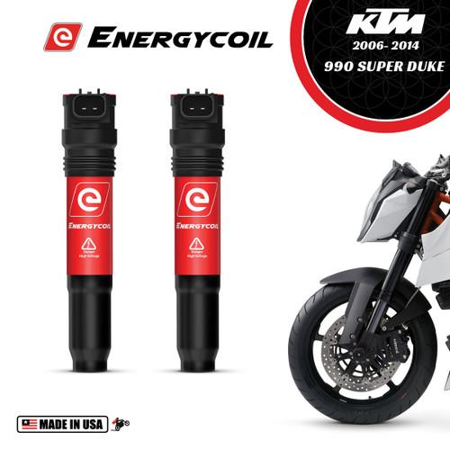 coils energycoil coil on plug stick coils ktm 990 super duke r (06-14)