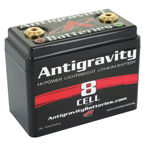 Antigravity 8 Cell Lithium Battery (AG-801)
