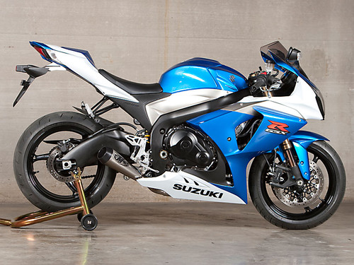 Suzuki GSX-R1000 Exhaust Components and Accessories