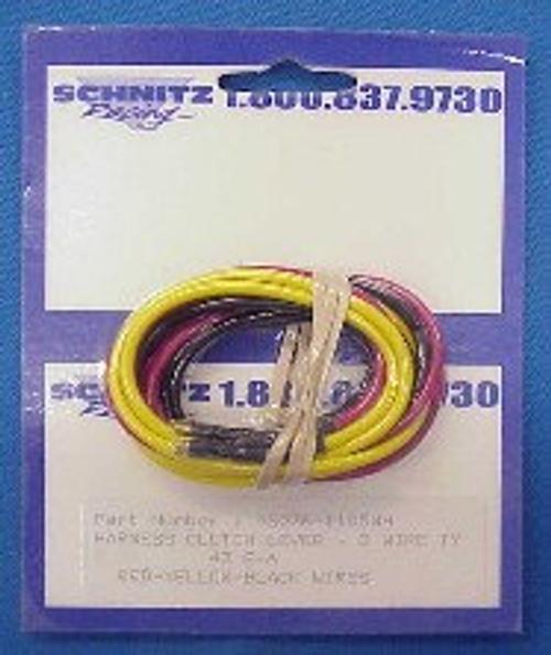 Schnitz Clutch Lever Wiring Harness Kawasaki KZ900-KZ1000 on suzuki wiring harness, kz650 wiring harness, yamaha wiring harness, h2 wiring harness, xs650 wiring harness, cb750k wiring harness, kz440 wiring harness, h1 wiring harness, cb750 wiring harness, kz550 wiring harness,