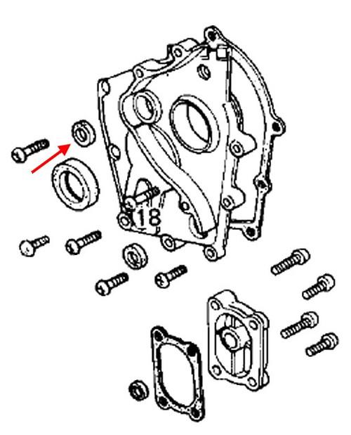 Drag Car Fuel Pump