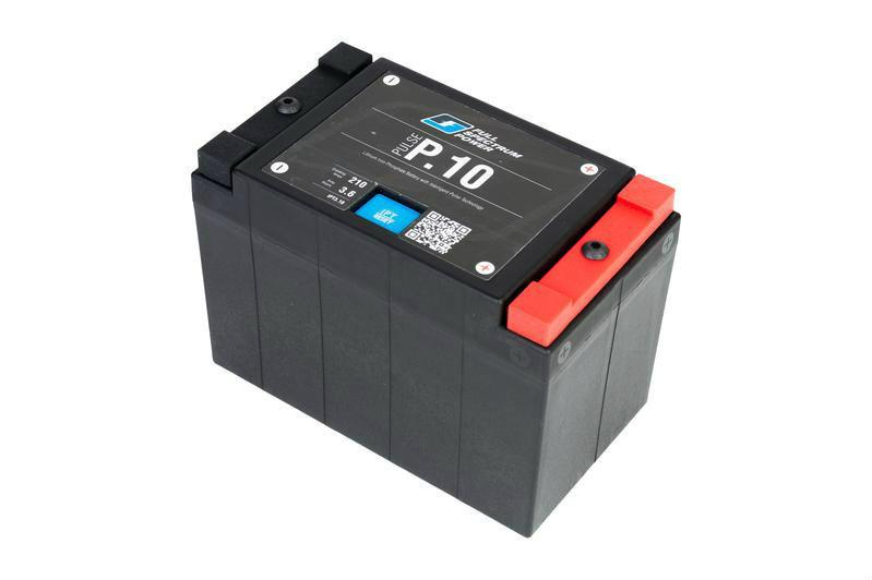 Full Spectrum Power Pulse IPT Battery