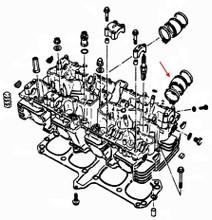 Suzuki OEM Left Side Carburetor Holder GS1100