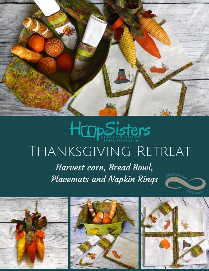2019 Retreats: Thanksgiving - Digital Download
