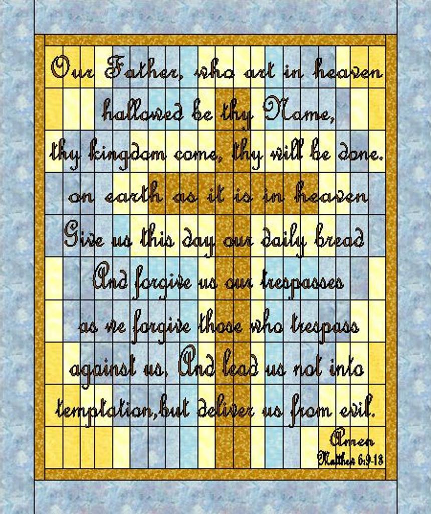 Lord's Prayer - Digital Download