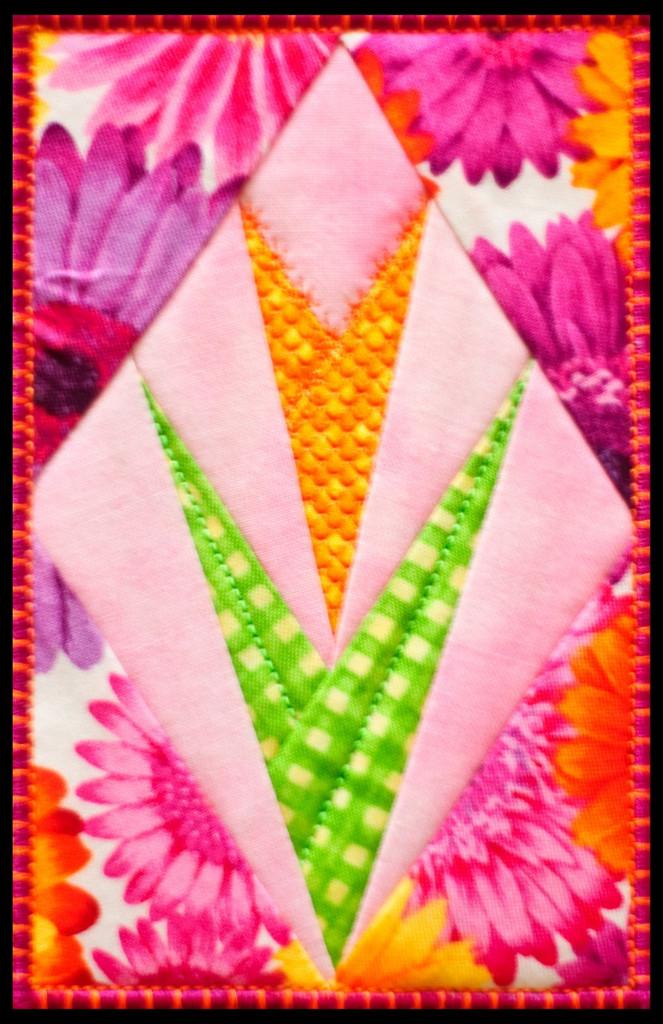 Spring Tulip Postcard