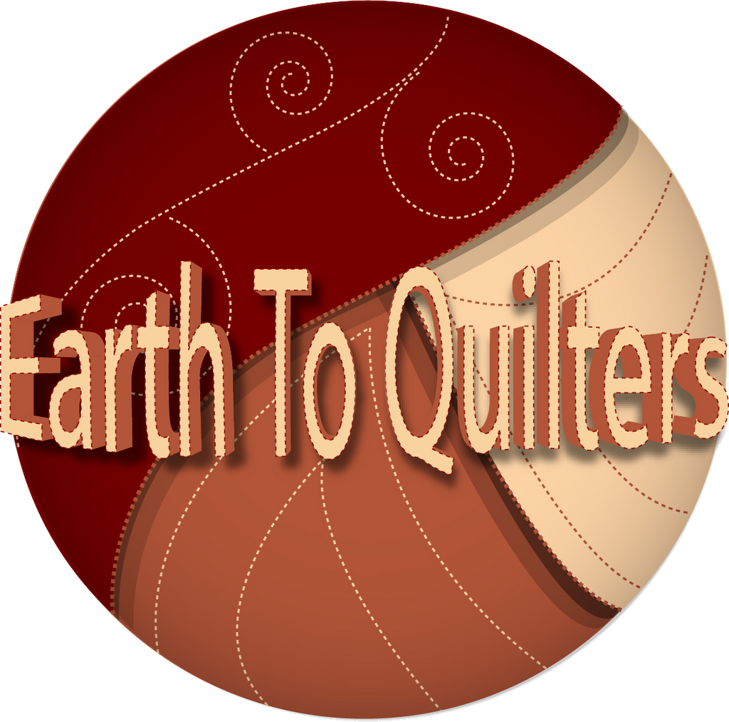 Earth To Quilters Complete Collection - Digital Download