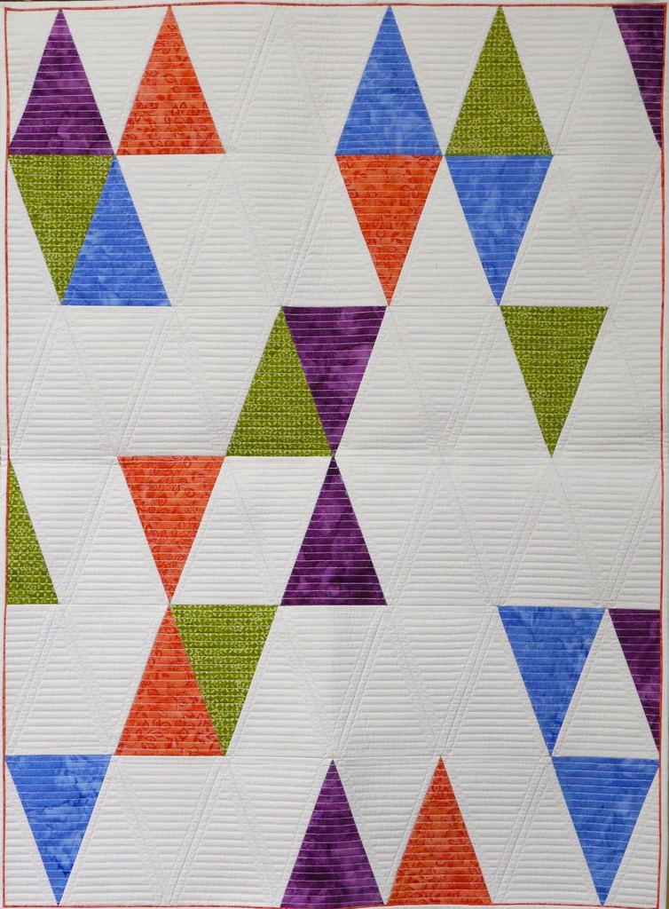 Modern Triangles - Digital Download