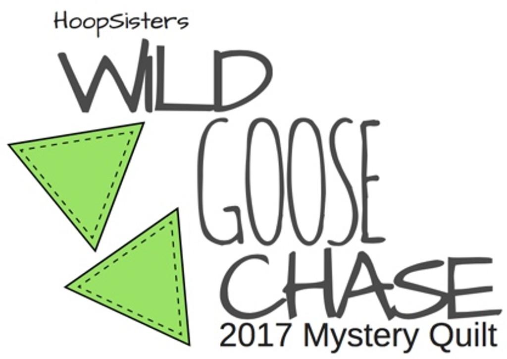 2017 Mystery Quilt - CD Media