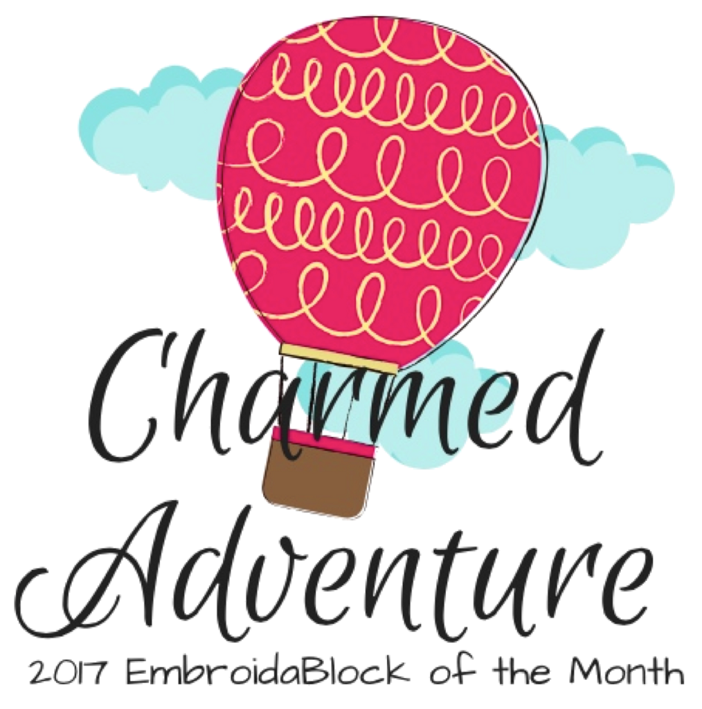 Charmed Adventure Quilt Label