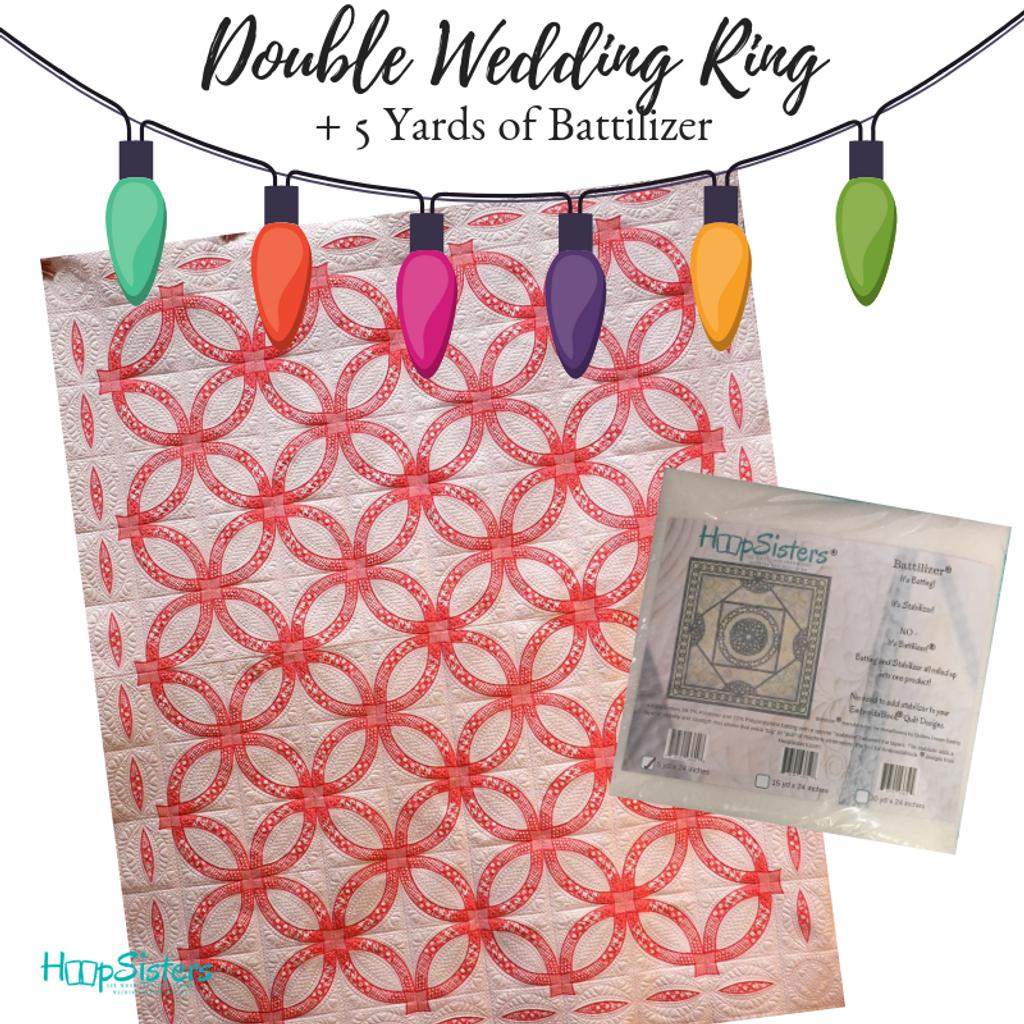 The Double Wedding Ring Bundle