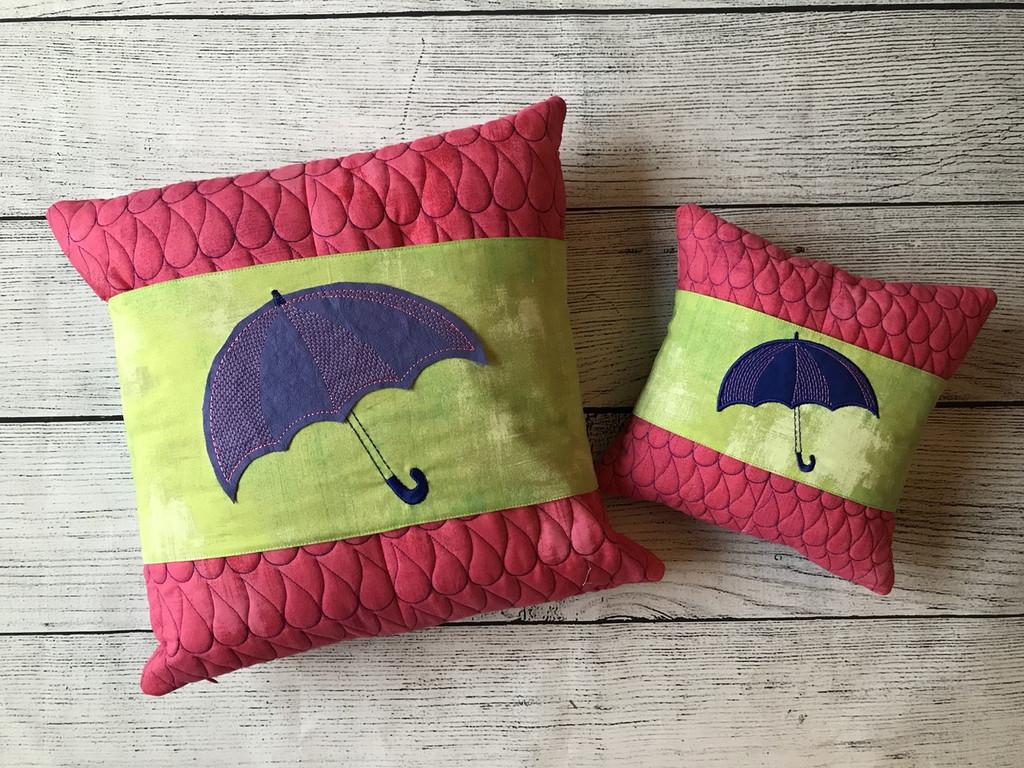 Umbrellas Pillow Talk - Digital Download