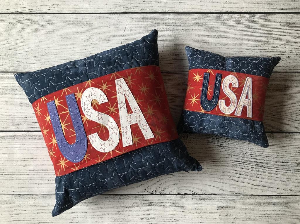 Patriotic Pillow Talk - Digital Download