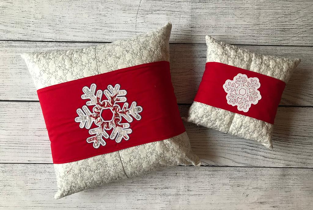 Snowflake Pillow Talk - Digital Download
