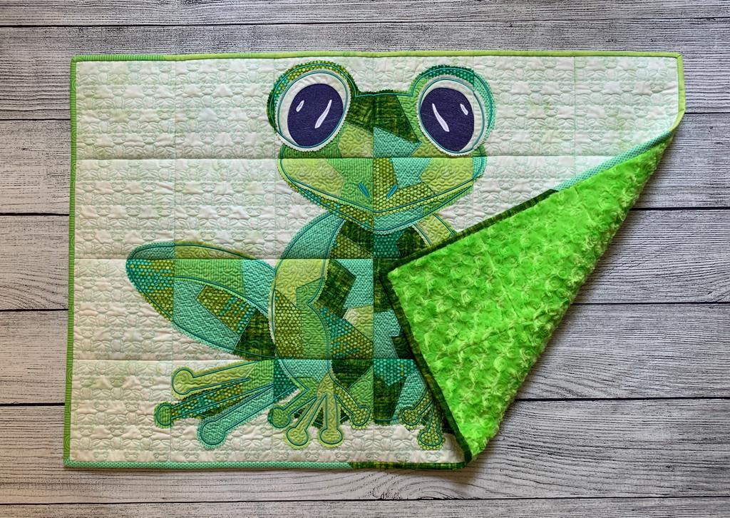 Frank the Frog - Digital Download