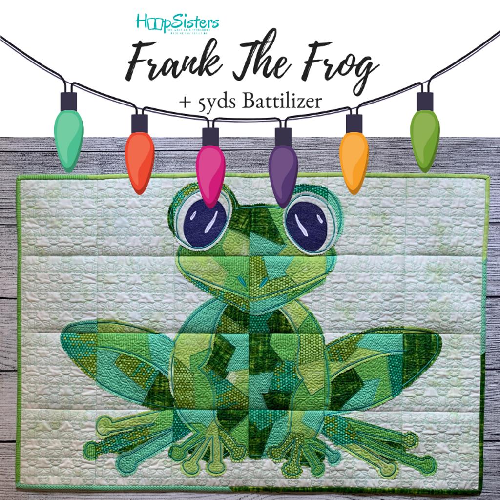 Frank The Frog Bundle