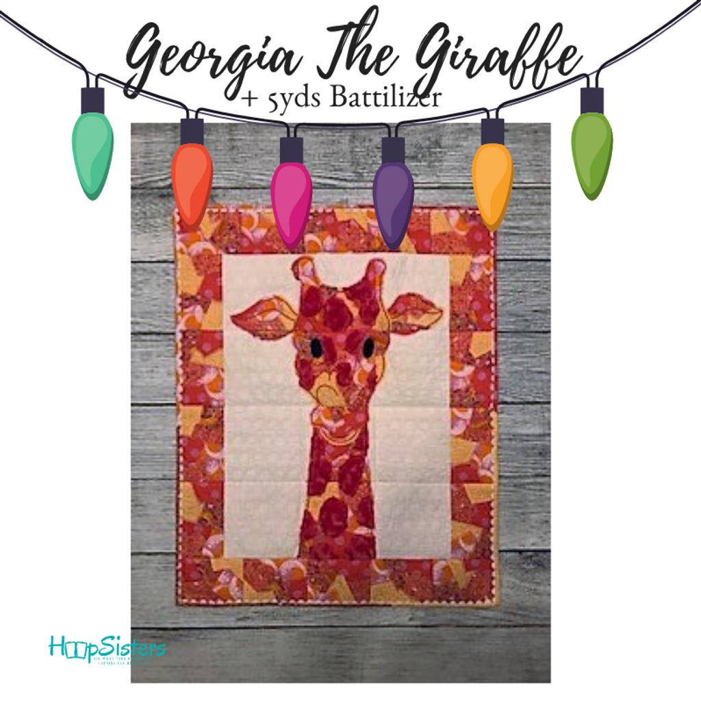 Georgia the Giraffe Bundle