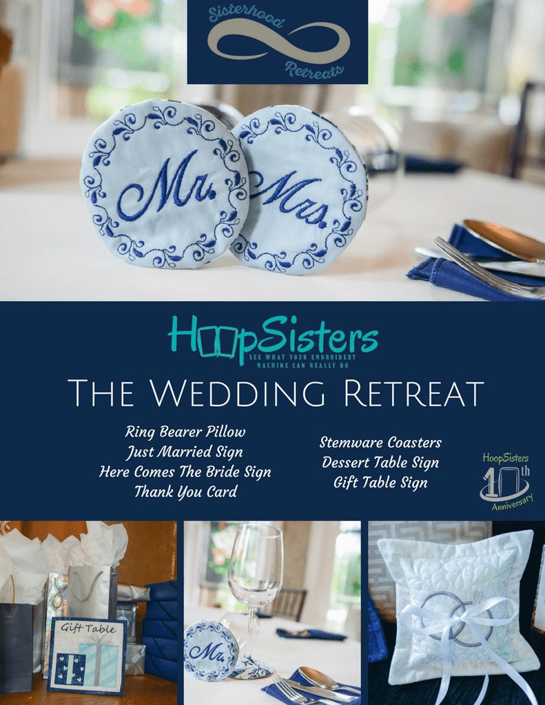 Wedding Retreat - Digital Download