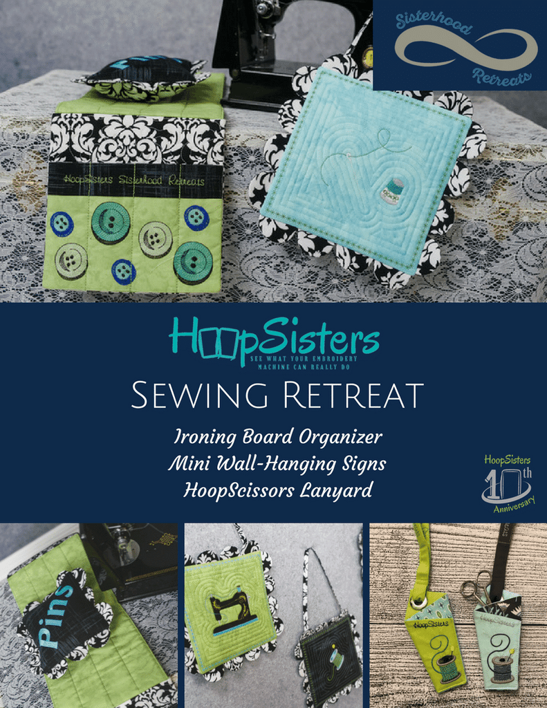 Sewing Retreat - Digital Download