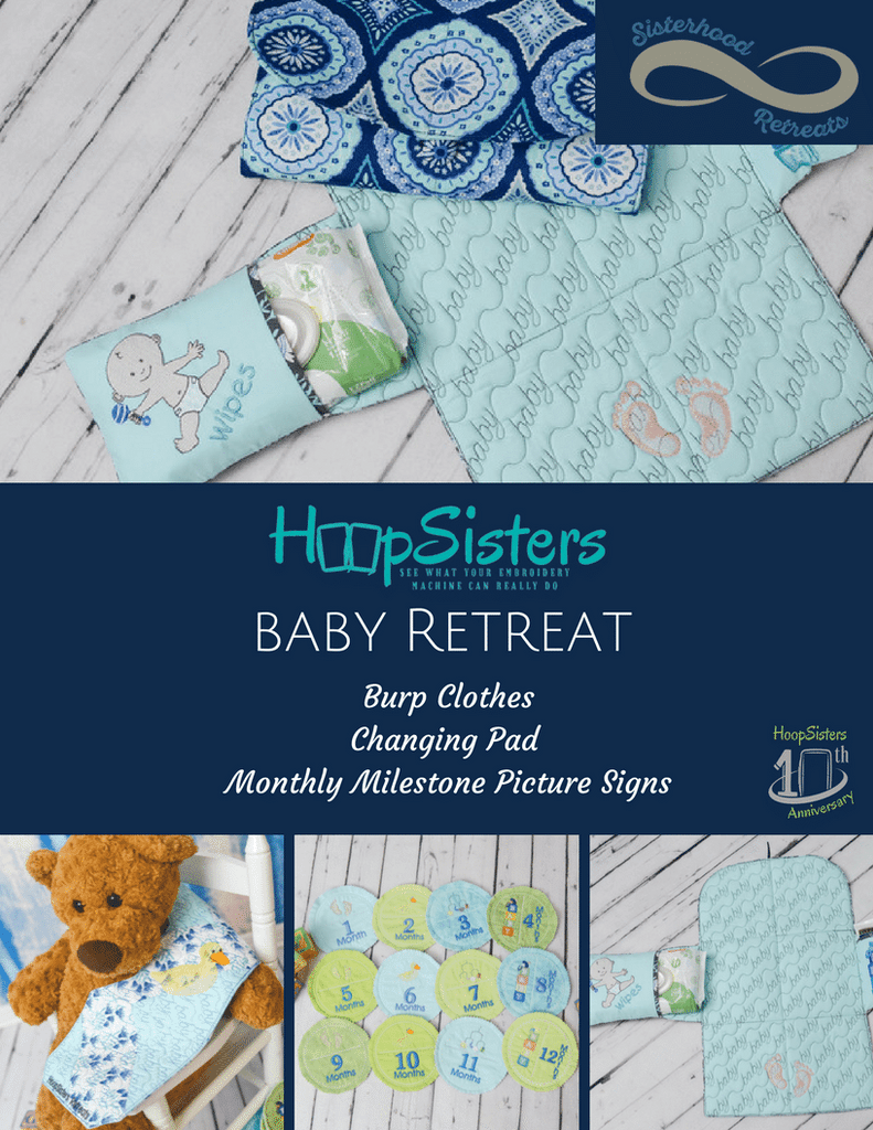 Baby Retreat - CD Media
